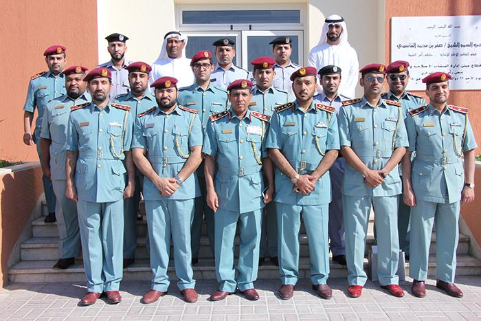 Photo of قائد عام شرطة رأس الخيمة يكرم ( 72 ) منتسباً من المتميزين في المؤسسة العقابية والإصلاحية